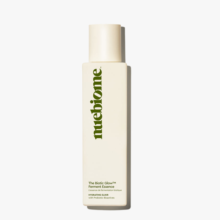 nuebiome probiotic face essence for glowing skin