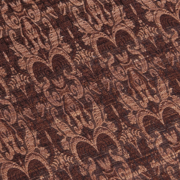 BROWN SUZANI JQUARD  RUG