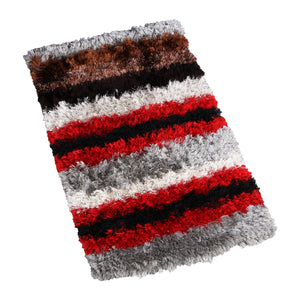 MULTI COLOR SHAGGY RUG