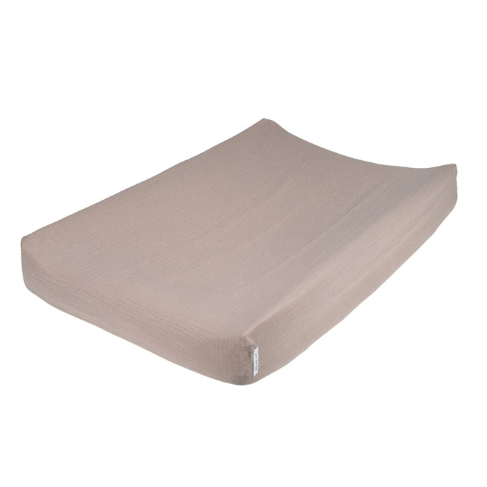 Atelier Lout | changing mat cover - changing pad cover beige