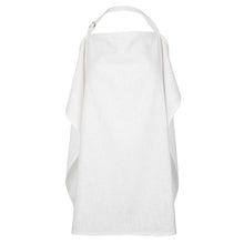 Laden Sie das Bild in den Galerie-Viewer, Atelier Lout | nursing cover - breastfeeding cover white