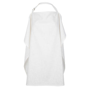 Atelier Lout | nursing cover - breastfeeding cover white