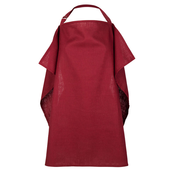 Atelier Lout | nursing cover - breastfeeding cover red