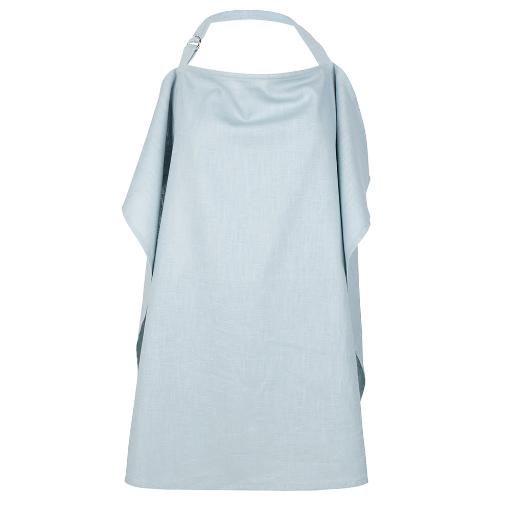 Atelier Lout | nursing cover - breastfeeding cover mint