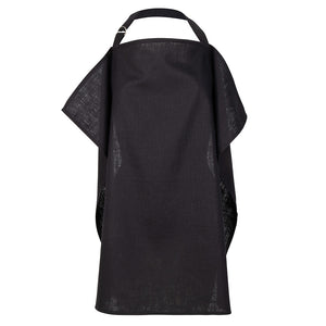 Atelier Lout | nursing cover - breastfeeding cover black