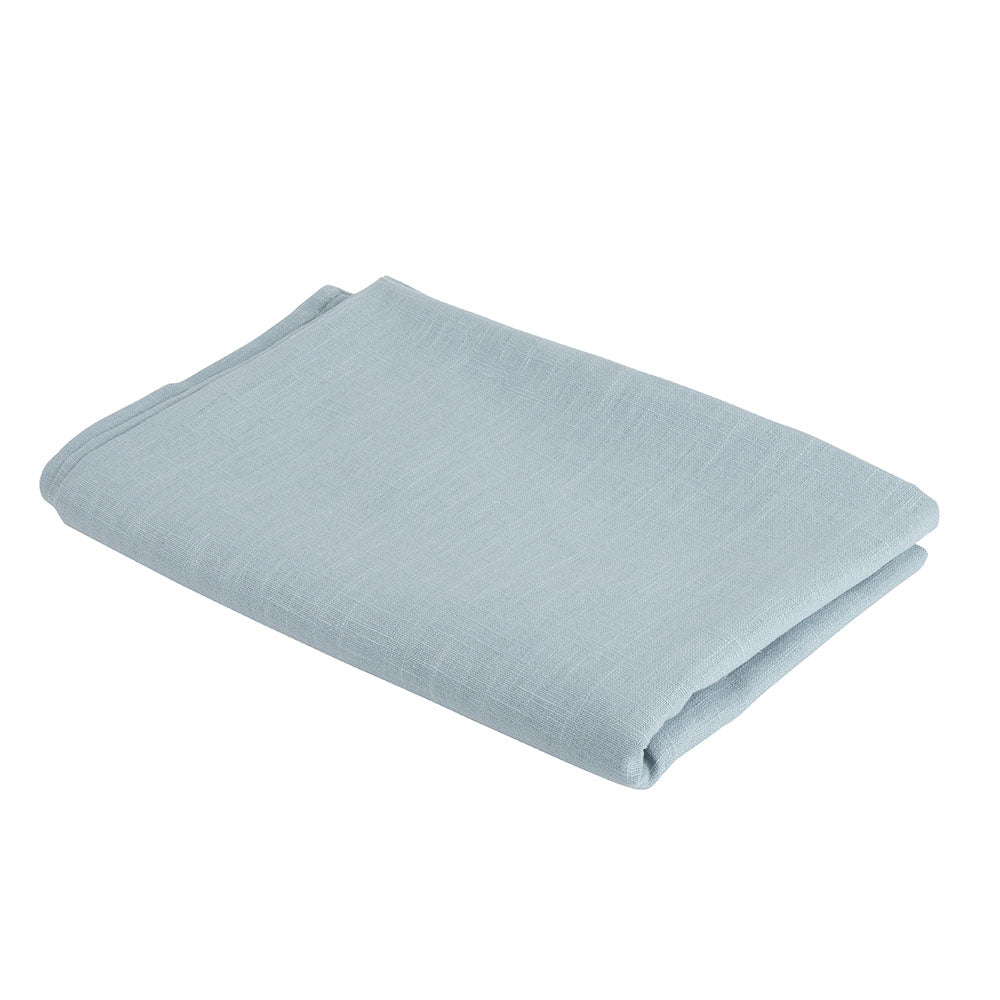 Atelier Lout | Linen crib sheets mint