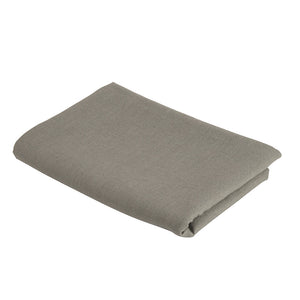 Atelier Lout | Linen crib sheets army green