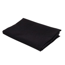 Afbeelding in Gallery-weergave laden, Atelier Lout linen bassinet sheets black