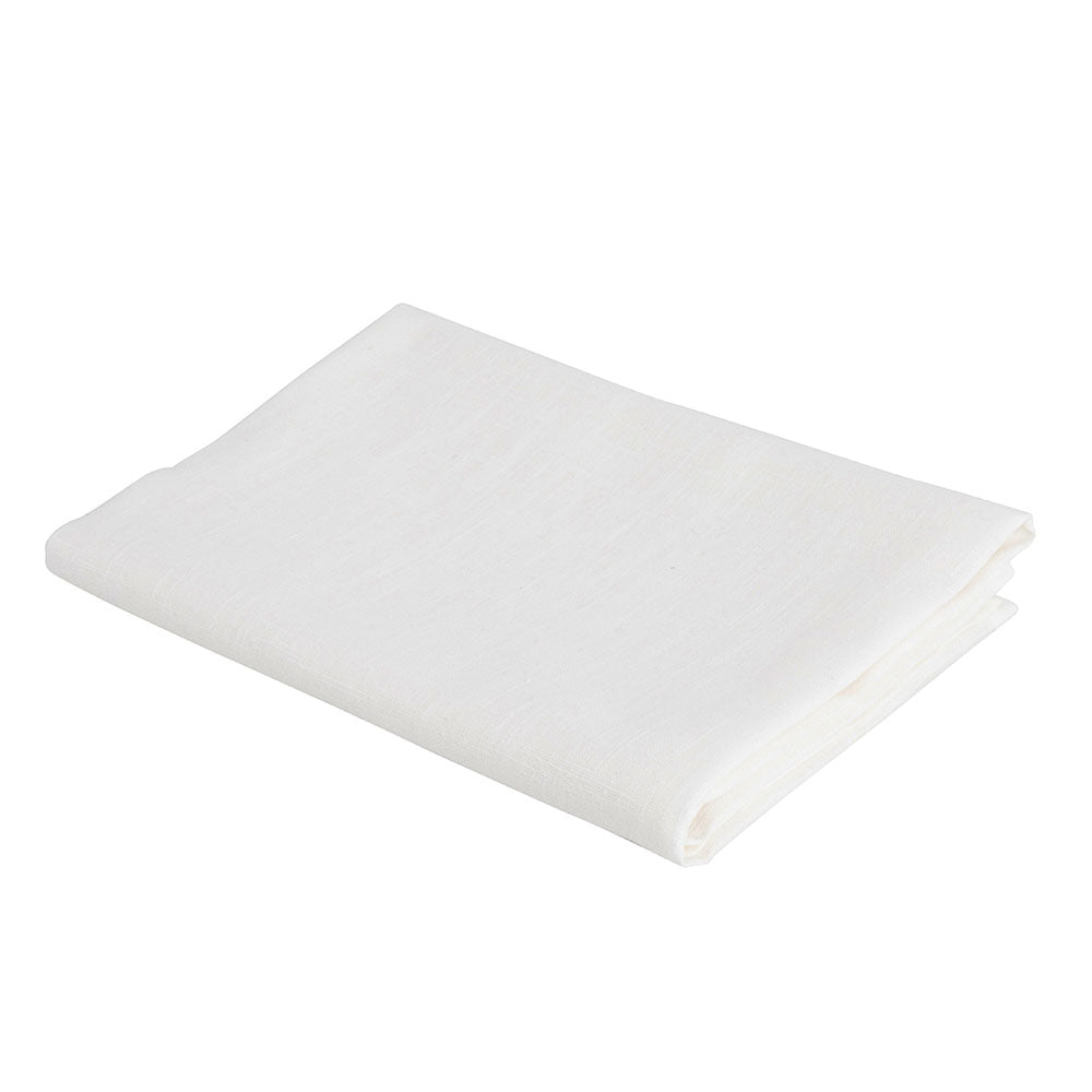 Atelier Lout linen bassinet sheets white