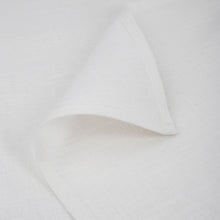 Afbeelding in Gallery-weergave laden, Atelier Lout linen bassinet sheets white