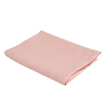Load image into Gallery viewer, Atelier Lout linen bassinet sheets pink