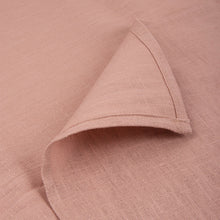 Load image into Gallery viewer, Atelier Lout | Linen crib sheets rose