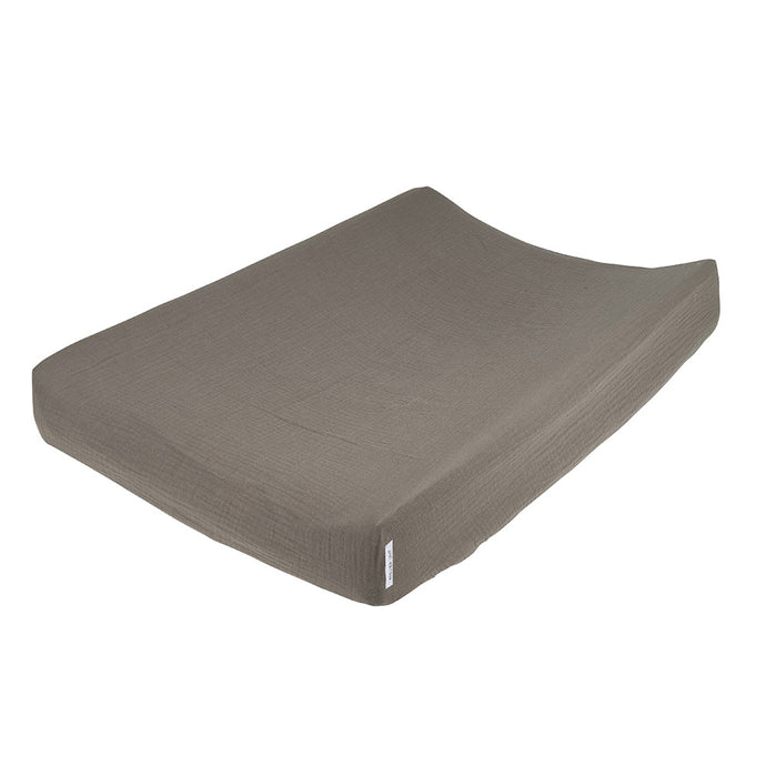 Atelier Lout | changing mat cover - changing pad cover army green