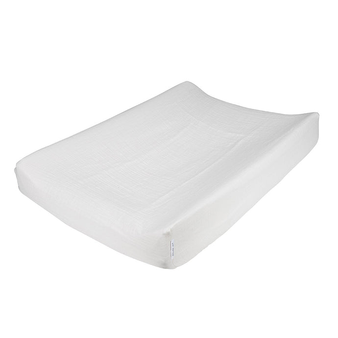 Atelier Lout | changing mat cover - changing pad cover white