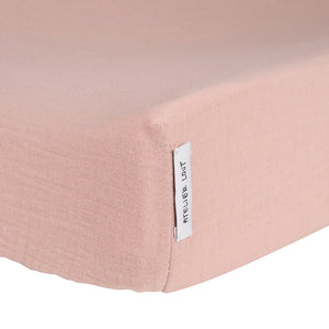 Atelier Lout | changing mat cover - changing pad cover rose