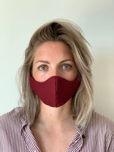 Load image into Gallery viewer, Atelier Lout | face mask linen red