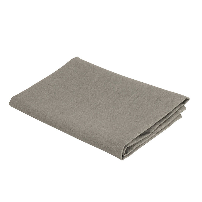 Atelier Lout linen bassinet sheets green