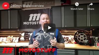 VIDEO: Brock Talk! Features and benefits of the Blade Brake system