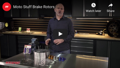 VIDEO: Why oversized brakes...