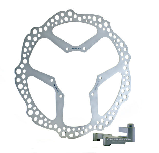 270mm Front Oversize BLADE Brake Kit HONDA V1 Profile
