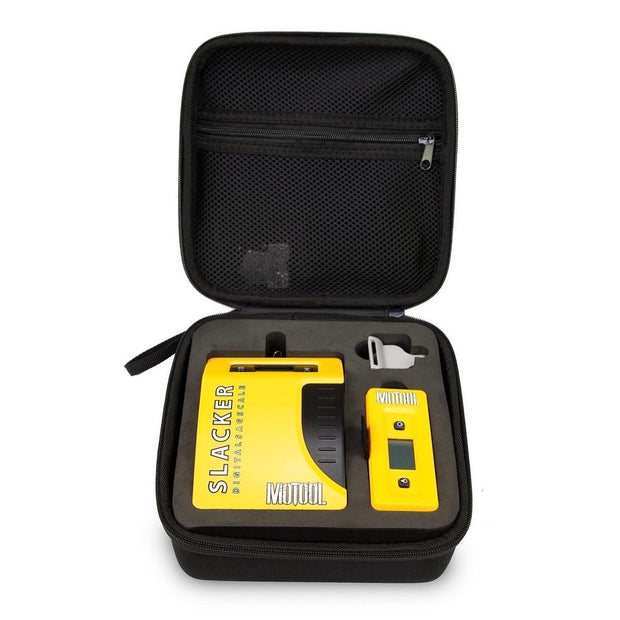 MOTOOL V2 Slacker Solo Sag Setting Tool with Carrying Case