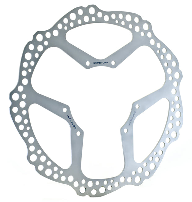 MOTO STUFF 270mm Blade Replacement Rotor HONDA (V1 Blade Profile)