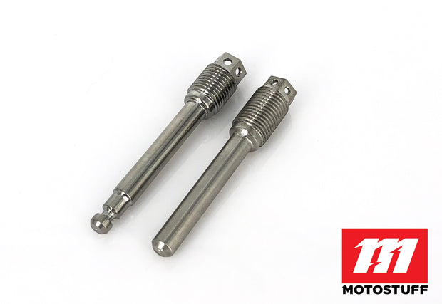 MOTO STUFF Stainless and Ti Brake Pins - Honda