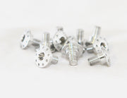 Billet Fork Guard & Brake Line Clamp Bolts For HONDA CRF