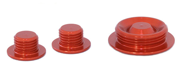 Billet Engine Cap Set - HONDA
