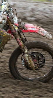 Solid/Mud Rotors for HONDA CRF