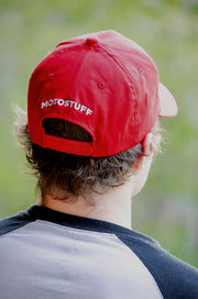 MOTO STUFF ICON Logo Hat Snap Back