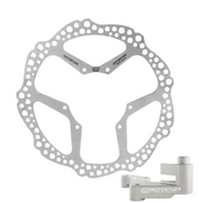 280mm Front Oversize BLADE Brake Kit HONDA V1 Profile