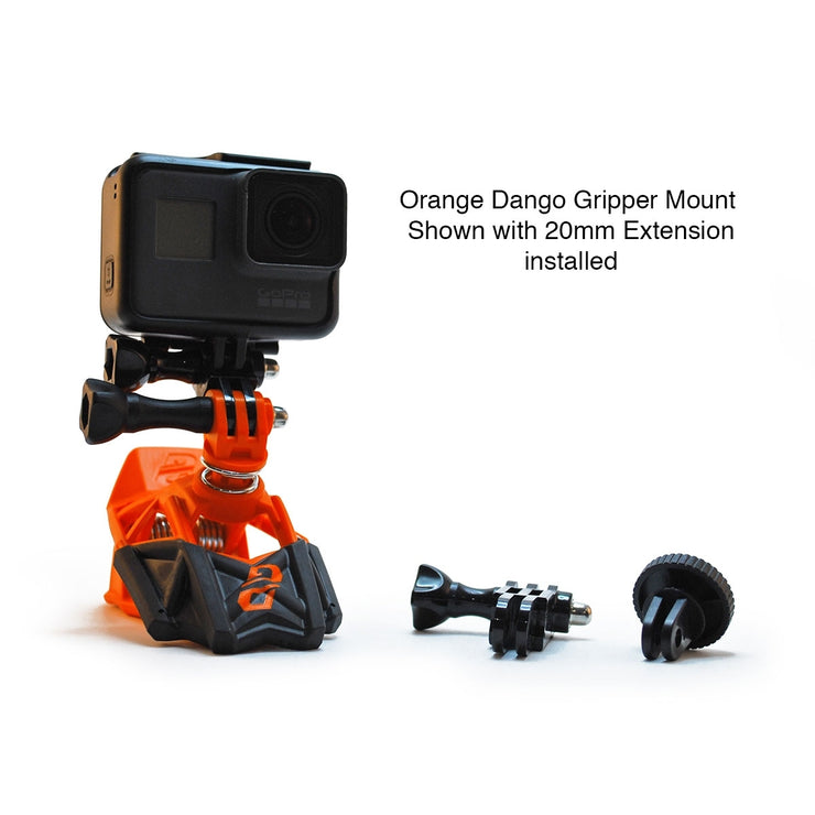 DANGO Designs Gripper Mount for GoPro