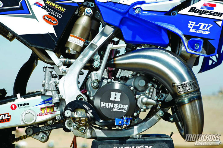 Pro Pegs Titanium Footpegs YAMAHA MUD/ENDURO