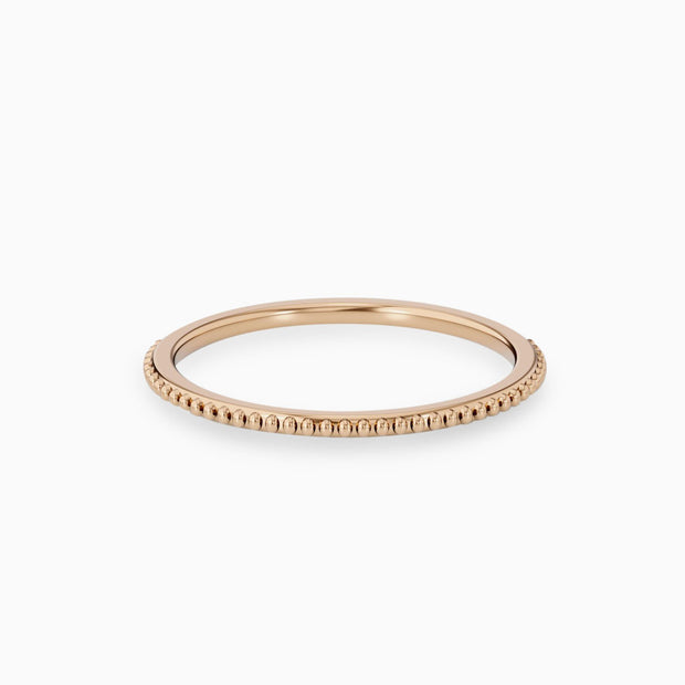 14k Thin Gold Ring