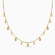 vermeil station necklace cheap