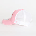 Casquette Mama Loves You Rose