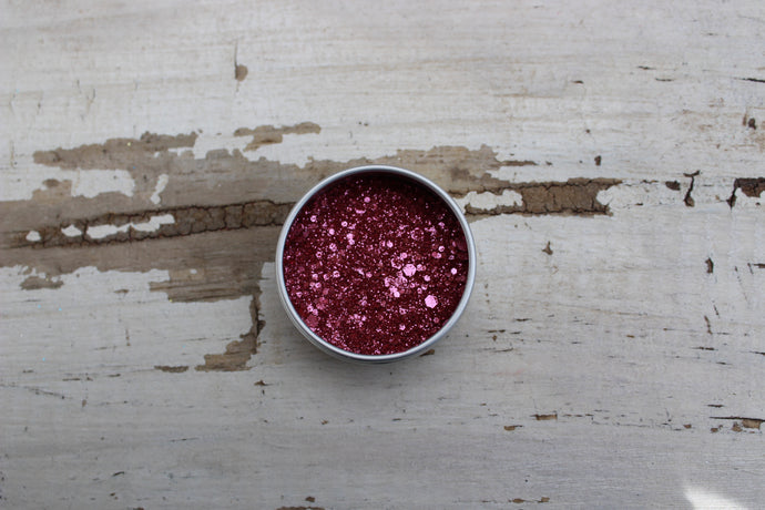 The Glitter Fairy Biodegradable Glitter Blend - Pinkalicious