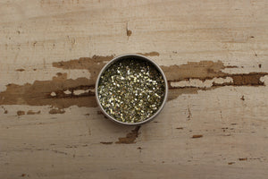 The Glitter Fairy Biodegradable Glitter Blend - Precious Metals