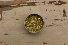 Load image into Gallery viewer, The Glitter Fairy Biodegradable Glitter Blend - Gold Rush