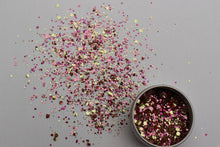 Load image into Gallery viewer, The Glitter Fairy Biodegradable Glitter - Pink Champagne