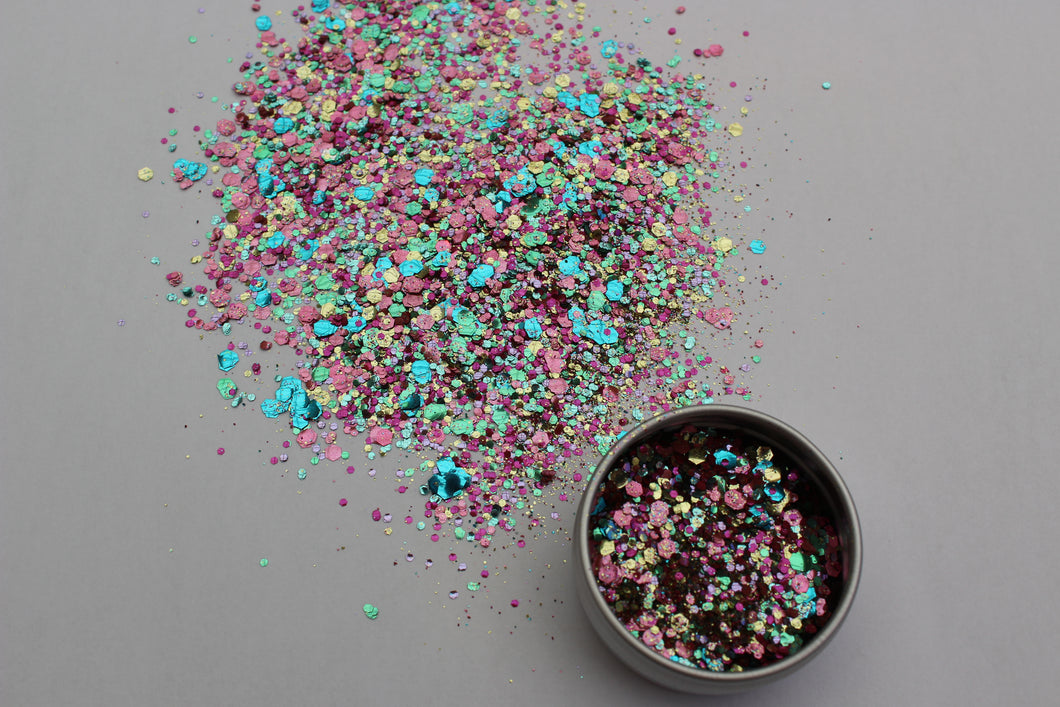 The Glitter Fairy Biodegradable Glitter - Rare