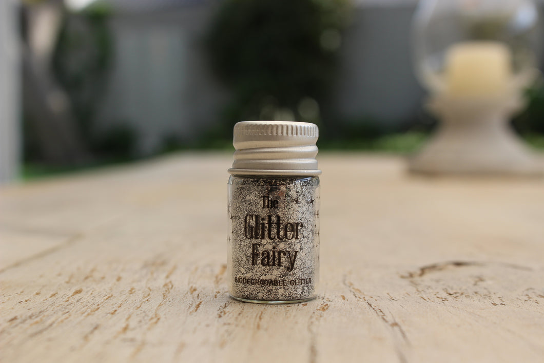 The Glitter Fairy Biodegradable Glitter Blend - Shine Bright Like A Diamond