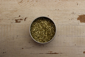The Glitter Fairy Biodegradable Glitter Gold Chunky