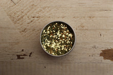 Load image into Gallery viewer, The Glitter Fairy Biodegradable Glitter Gold Super Chunky