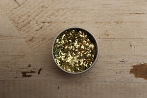 The Glitter Fairy Biodegradable Glitter Gold Super Chunky