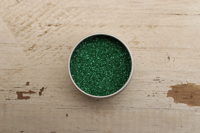 The Glitter Fairy Biodegradable Glitter Green