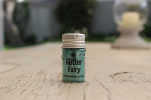 The Glitter Fairy Biodegradable Glitter Turquoise