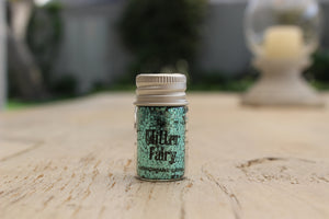 The Glitter Fairy Biodegradable Glitter Turquoise Super Chunky