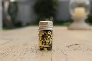 The Glitter Fairy Biodegradable Glitter Gold Ultra Chunky